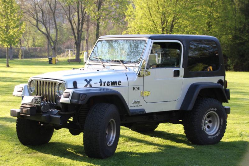 verkauft jeep wrangler 4 0 x treme gebraucht 2003 130. Black Bedroom Furniture Sets. Home Design Ideas