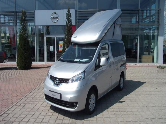 verkauft nissan nv200 camping stadtind gebraucht 2013. Black Bedroom Furniture Sets. Home Design Ideas