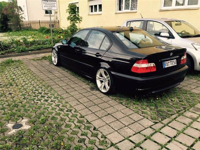verkauft bmw 330 d e46 m paket m5 fel gebraucht 2003. Black Bedroom Furniture Sets. Home Design Ideas
