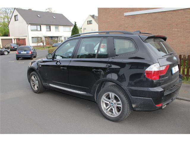 verkauft bmw x3 gebraucht 2007 km in. Black Bedroom Furniture Sets. Home Design Ideas