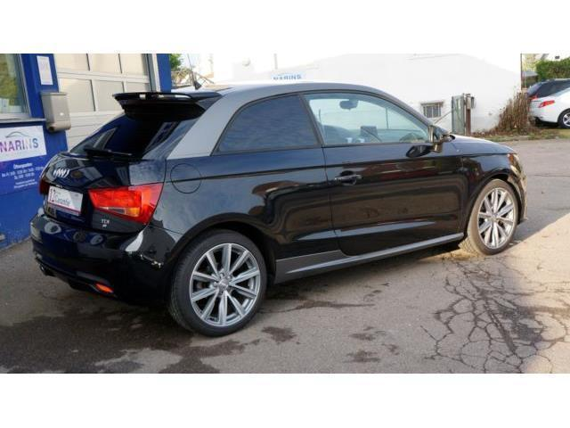 verkauft audi a1 abt tuning sportpaket gebraucht 2011. Black Bedroom Furniture Sets. Home Design Ideas