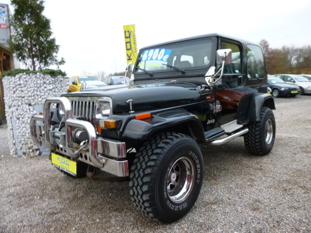 verkauft jeep wrangler 4 0 high output gebraucht 1994 km in. Black Bedroom Furniture Sets. Home Design Ideas