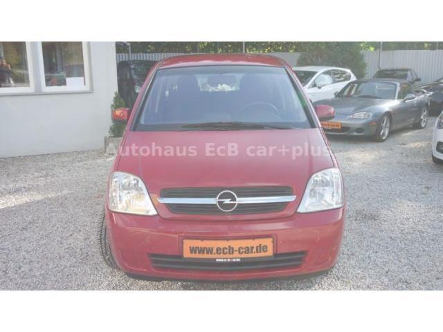 verkauft opel meriva enjoy 1 8 automat gebraucht 2003 km in landshut. Black Bedroom Furniture Sets. Home Design Ideas