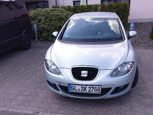 verkauft seat leon diesel gebraucht 2006 km in bergisch gladbach. Black Bedroom Furniture Sets. Home Design Ideas