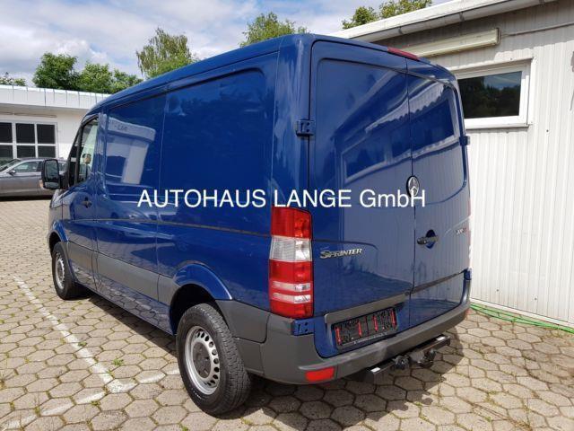 verkauft mercedes sprinter ii kasten 2 gebraucht 2009 km in berlin. Black Bedroom Furniture Sets. Home Design Ideas