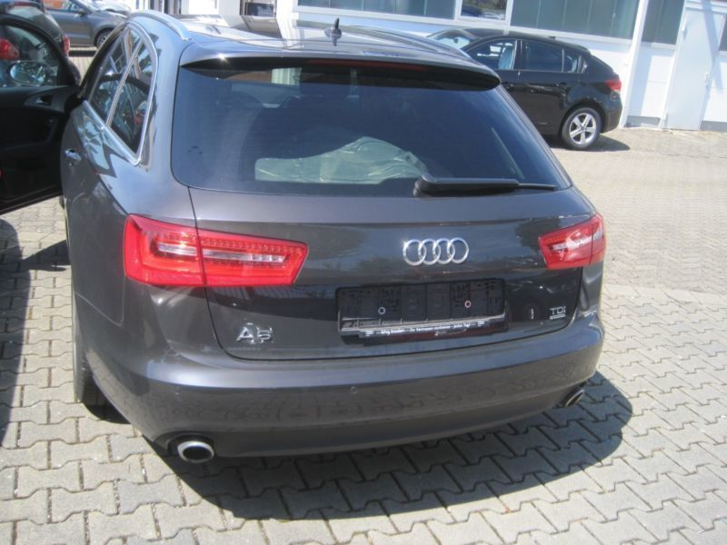 verkauft audi a6 avant gebraucht 2012 km in dortmund. Black Bedroom Furniture Sets. Home Design Ideas