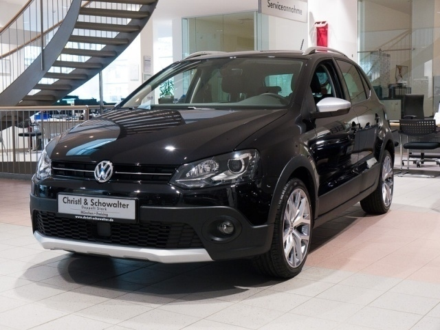 verkauft vw polo cross bmt 1 0 tsi dsg gebraucht 2017 km in m nchen. Black Bedroom Furniture Sets. Home Design Ideas