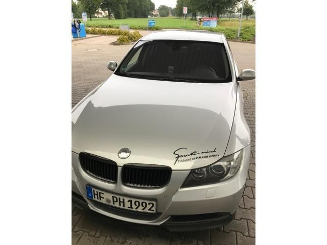 verkauft bmw 330 3er gebraucht 2006 km in l hne. Black Bedroom Furniture Sets. Home Design Ideas