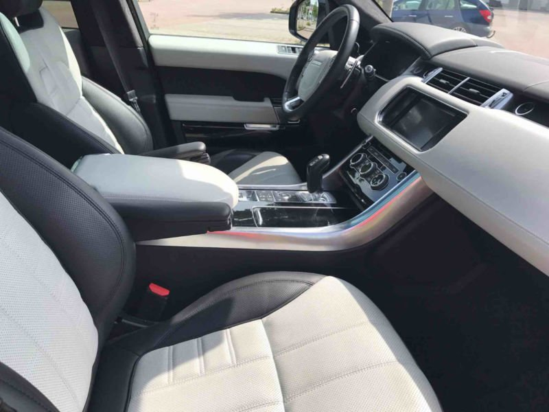 verkauft land rover range rover sport gebraucht 2015 25 km in wolfratshausen. Black Bedroom Furniture Sets. Home Design Ideas