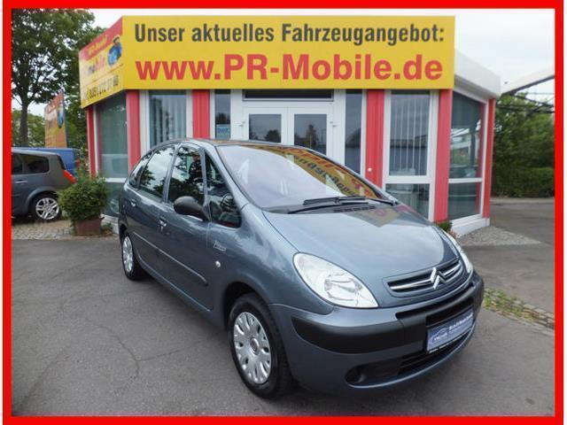 verkauft citro n xsara picasso 1 6 sty gebraucht 2005 km in neustadt an der a. Black Bedroom Furniture Sets. Home Design Ideas
