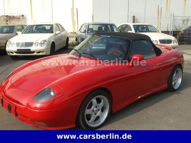 verkauft fiat barchetta 1 8 16v abart gebraucht 1997 km in berlin. Black Bedroom Furniture Sets. Home Design Ideas