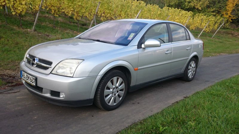 verkauft opel vectra 2 2 gebraucht 2003 km in. Black Bedroom Furniture Sets. Home Design Ideas