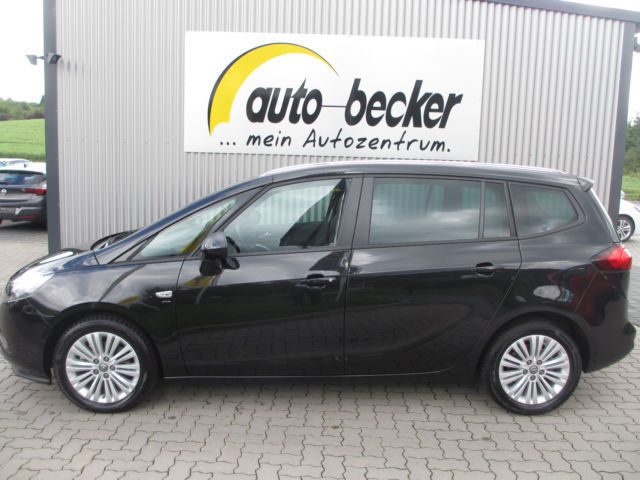 verkauft opel zafira tourer 1 6 cdti e gebraucht 2015 9. Black Bedroom Furniture Sets. Home Design Ideas