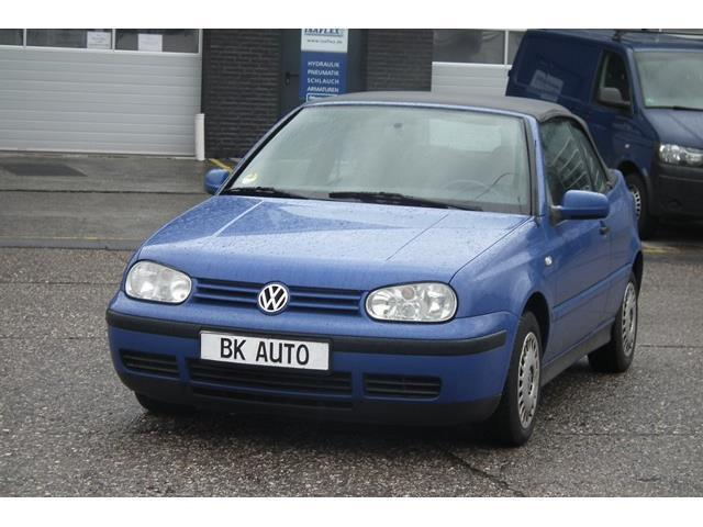 verkauft vw golf cabriolet 1 9 tdi hig gebraucht 2000 km in porz. Black Bedroom Furniture Sets. Home Design Ideas
