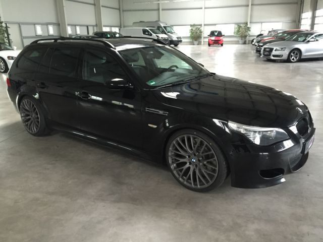 verkauft bmw m5 touring gebraucht 2007 km in de heiligenstadt. Black Bedroom Furniture Sets. Home Design Ideas