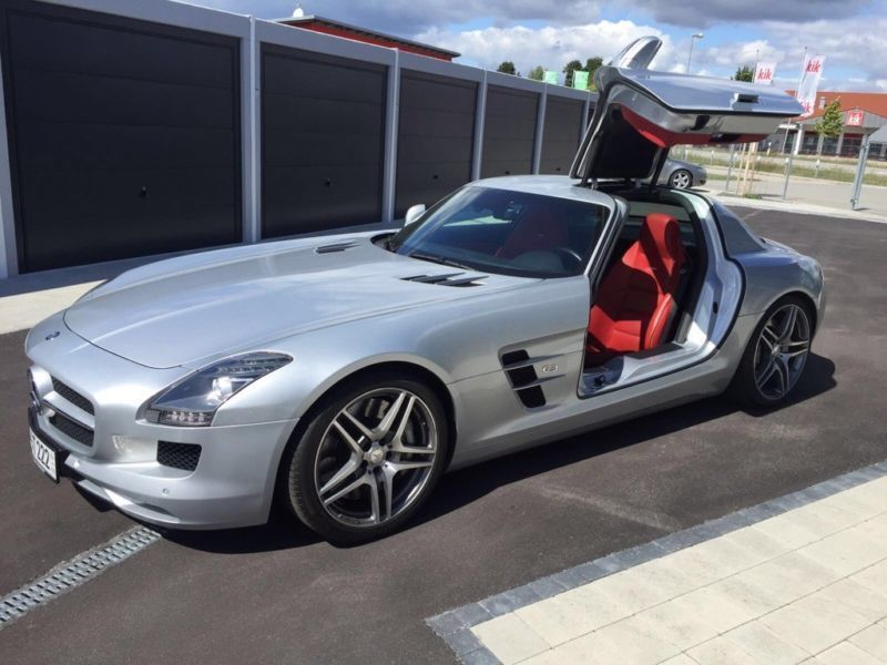 verkauft mercedes sls amg coupe in bes gebraucht 2010 km in bad birnbach. Black Bedroom Furniture Sets. Home Design Ideas