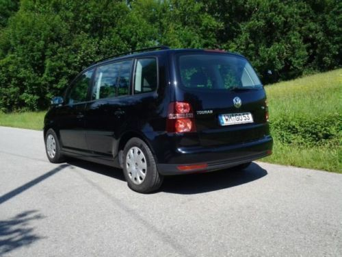 verkauft vw touran gebraucht 2009 km in wessobrunn. Black Bedroom Furniture Sets. Home Design Ideas
