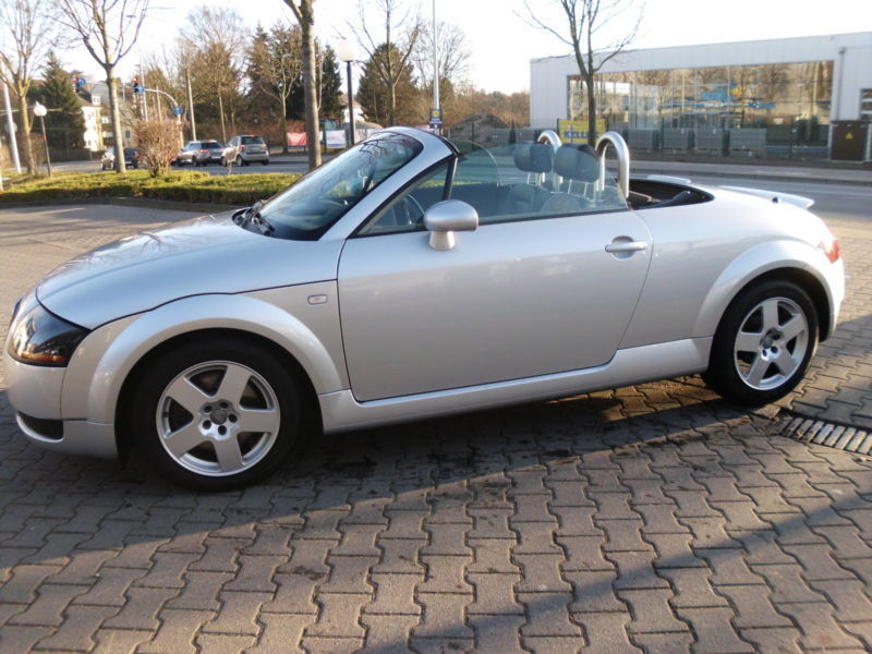 verkauft audi tt roadster 1 8t leder z gebraucht 2003 km in moers. Black Bedroom Furniture Sets. Home Design Ideas