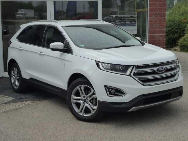 verkauft ford edge 2 0 tdci bi turbo t gebraucht 2016 km in mittweida. Black Bedroom Furniture Sets. Home Design Ideas