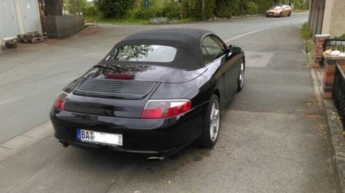 verkauft porsche 911 gebraucht 2002 km in pommersfelden. Black Bedroom Furniture Sets. Home Design Ideas
