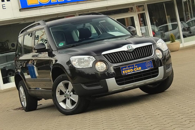 verkauft skoda yeti active gebraucht 2013 km in. Black Bedroom Furniture Sets. Home Design Ideas