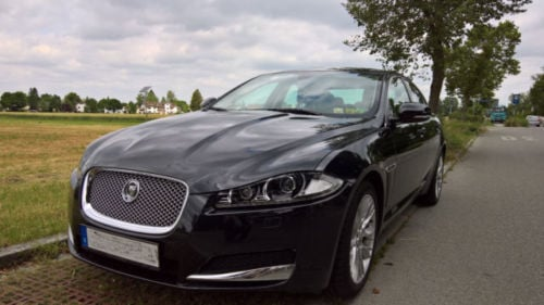 verkauft jaguar xf 2 2 diesel gebraucht 2011 km. Black Bedroom Furniture Sets. Home Design Ideas