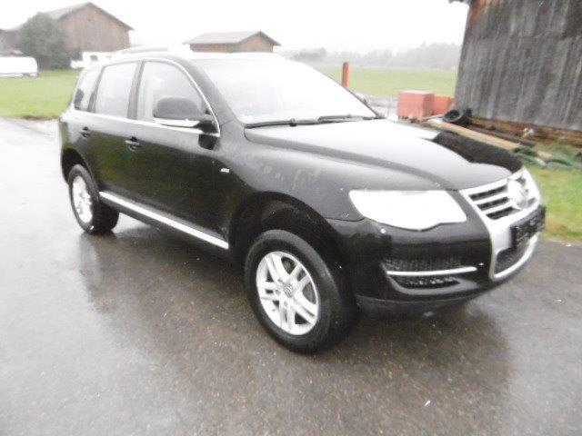 verkauft vw touareg 3 0 v6 tdi dpf aut gebraucht 2007 km in bad bayersoien. Black Bedroom Furniture Sets. Home Design Ideas
