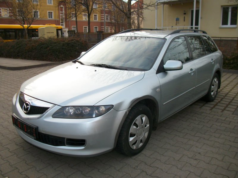 verkauft mazda 6 sport kombi 2 0 cd dpf gebraucht 2006 km in dresden. Black Bedroom Furniture Sets. Home Design Ideas