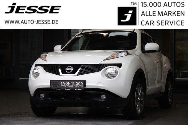Verkauft nissan juke 1 5 dci acenta gebraucht 2013 76 for Nissan juke tempomat