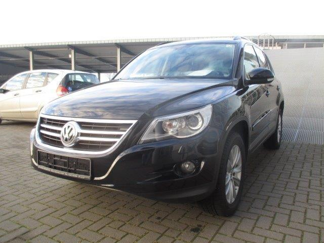 verkauft vw tiguan 2 0 tdi 4motion aut gebraucht 2008 km in emstek. Black Bedroom Furniture Sets. Home Design Ideas