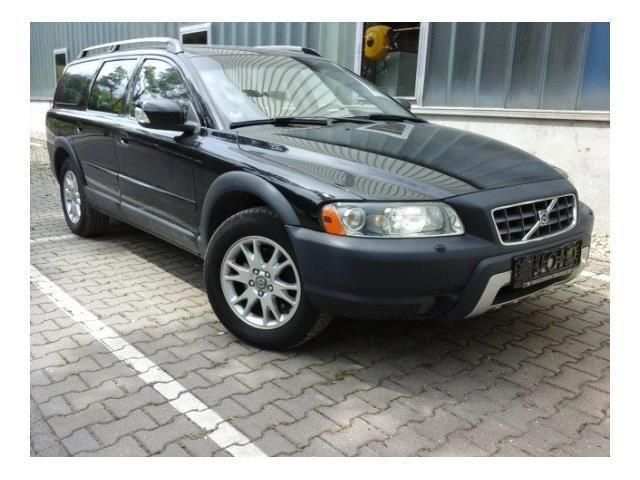 verkauft volvo xc70 d5 awd summum lede gebraucht 2006. Black Bedroom Furniture Sets. Home Design Ideas