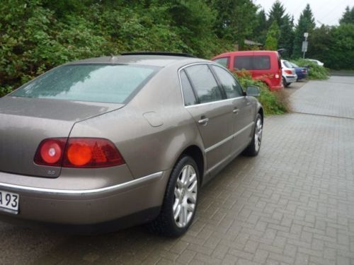 verkauft vw phaeton 3 0 v6 tdi dpf 4mo gebraucht 2008 km in castrop rauxel. Black Bedroom Furniture Sets. Home Design Ideas