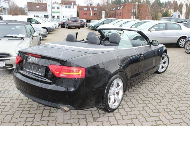 verkauft audi a5 cabriolet gebraucht 2012 km in. Black Bedroom Furniture Sets. Home Design Ideas