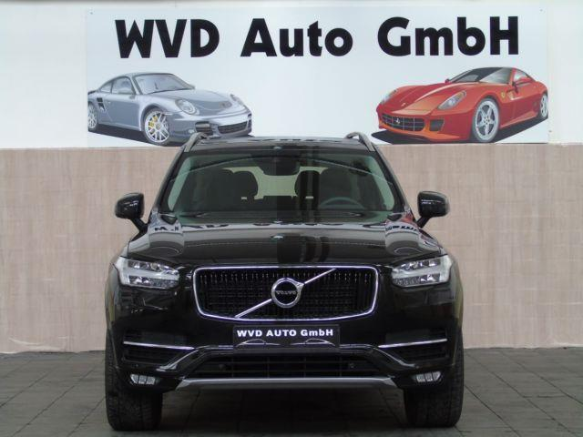 verkauft volvo xc90 d4 geartronic mome gebraucht 2017 km in kaarst. Black Bedroom Furniture Sets. Home Design Ideas