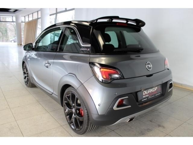 Verkauft Opel Adam Rocks S 1.4 Turbo O., gebraucht 2019, 6 ...
