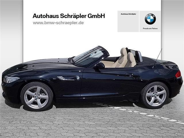 verkauft bmw z4 sdrive18i gebraucht 2014 km in n rnberg. Black Bedroom Furniture Sets. Home Design Ideas