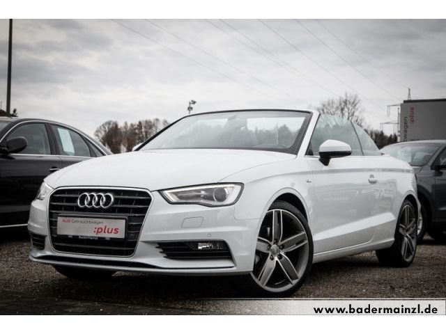 verkauft audi a3 cabriolet ambition 2 gebraucht 2014 km in rosenheim. Black Bedroom Furniture Sets. Home Design Ideas
