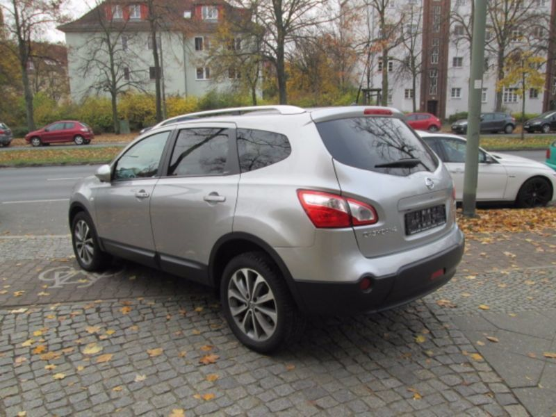 verkauft nissan qashqai 2 2 0 dci dpf gebraucht 2011 km in berlin. Black Bedroom Furniture Sets. Home Design Ideas