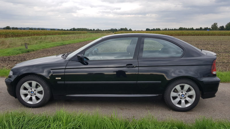 verkauft bmw 320 td compact gebraucht 2004 km in dingolfing. Black Bedroom Furniture Sets. Home Design Ideas