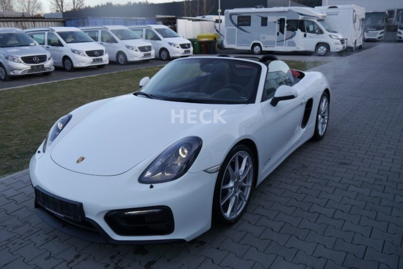 verkauft porsche boxster gts gebraucht 2015 km in langenselbold. Black Bedroom Furniture Sets. Home Design Ideas