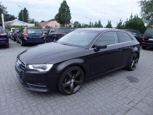 verkauft audi a3 2 0 tdi ambition navi gebraucht 2012. Black Bedroom Furniture Sets. Home Design Ideas