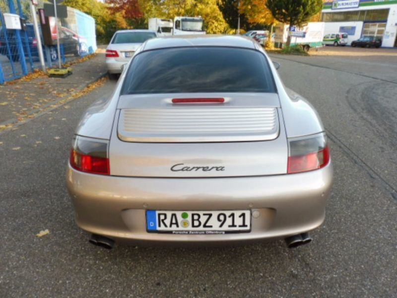 gebraucht porsche 911 carrera 2003 km in rastatt. Black Bedroom Furniture Sets. Home Design Ideas