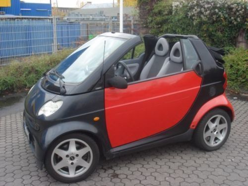 verkauft smart fortwo cabrio gebraucht 2002 km in dresden. Black Bedroom Furniture Sets. Home Design Ideas