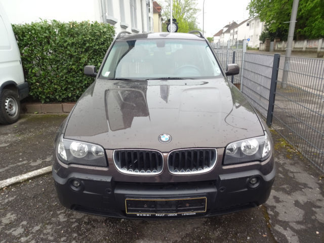 verkauft bmw x3 sportpake gebraucht 2006 km in saarlouis. Black Bedroom Furniture Sets. Home Design Ideas