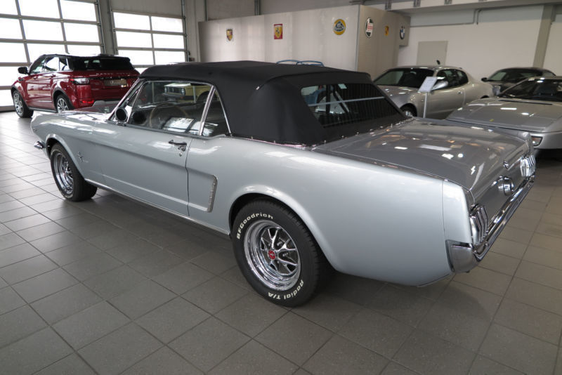 verkauft ford mustang 289 1965 gebraucht 1965. Black Bedroom Furniture Sets. Home Design Ideas