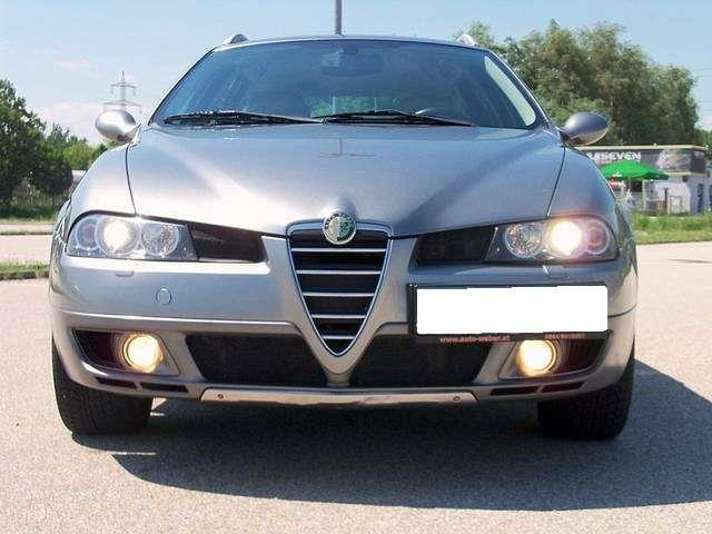 verkauft alfa romeo crosswagon 156q4 1 gebraucht 2006 km in dortmund. Black Bedroom Furniture Sets. Home Design Ideas