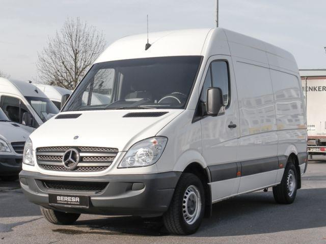verkauft mercedes sprinter 316 cdi ka gebraucht 2011. Black Bedroom Furniture Sets. Home Design Ideas