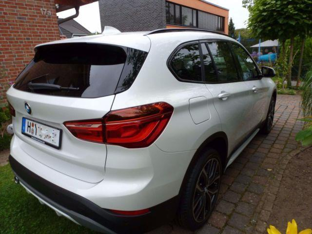 verkauft bmw x1 xdrive18d aut sport l gebraucht 2016 km in dortmund. Black Bedroom Furniture Sets. Home Design Ideas
