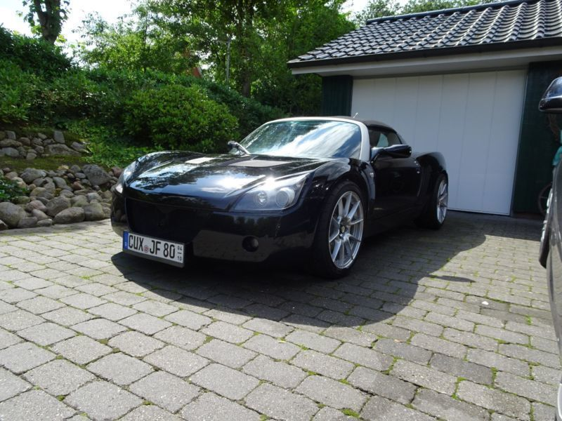 verkauft opel speedster gebraucht 2003 km in salzkotten. Black Bedroom Furniture Sets. Home Design Ideas