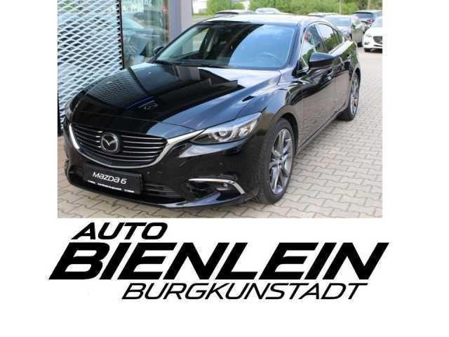 ▷ spare € 700: mazda 6 2.2 diesel 175 ps (2017) | burgkunstadt